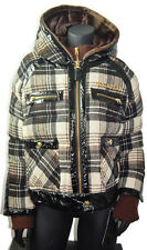 ROCAWEAR Brown Jacket 100% Authentic Jay-Z w/Zipper WARM New With Tags Women's