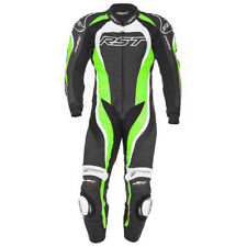 RST Tractech Evo 2 One Piece Motorcycle Race Suit - Green