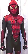 New City Amazing Hoodie Spider-Man 3D Printing With The Muscle Shading Costume