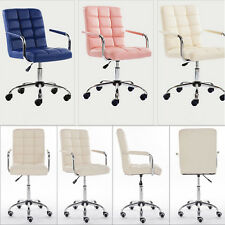 Prime PU Swivel Adjustable Leather Office Chair Home Computer Desk Executive