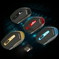 2.4GHz Wireless Optical Home Gaming Office Mouse Mice Laptop PC USB Interface