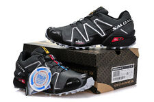 New Mens Salomon Speedcross 3 Outdoor Hiking Running Athletic Sports Comfy Shoes