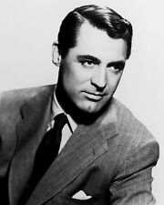 Cary Grant Poster or Photo Classic Studio Portrait in Suit