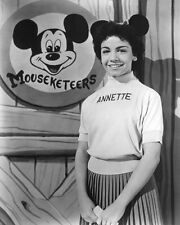 The Mickey Mouse Club Annette Funicello Poster or Photo