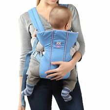 NEW Adjustable Baby Sling Breastfeeding Wrap Breathable Infant Carrier MC