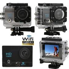 2'' WIFI Wireless Waterproof Sports DV 1080P HD Video Action Camera Camcorder