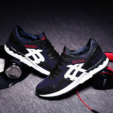 New Men's Casual Sports shoes Fashion Athletic Running Breathable Cozy Trainers