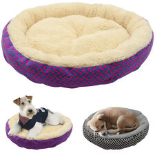 Soft Cat Dog Beds House Small Pet Cushion Mat Warm Kennel Pad Free Shipping