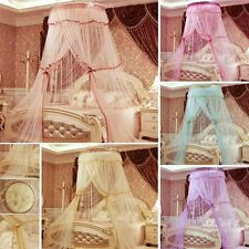 2016 Princess Bed Canopy Romantic Mosquito Net Lace Netting Bedroom Mesh Curtain