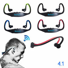 Sport Wireless Bluetooth Handfree Stereo Headset Headphone For iPhone Samsung MC