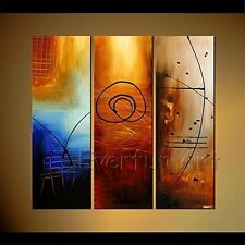 Abstract modern oil painting famous wall art on canvas for home decor with frame