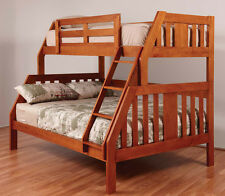 Easy Bed Bunk Beds NEW Troy Double/Single Bunk Bed