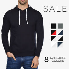 Next Level Lightweight Pullover Hoodie Soft French Terry Basic Hoody 9301