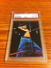 1998 Comic Images WWF Superstarz Triple H Wrestling Card PSA 10 WWE WCW HHH DX