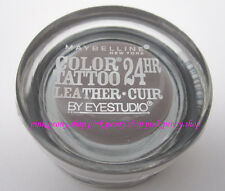 Maybelline * Eye Studio Color Tattoo LEATHER Eyeshadow Eye Shadow
