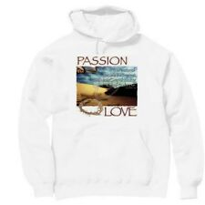 Pullover Hooded hoodie christian sweatshirt Passion Love