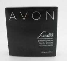 AVON Ideal Flawless Pressed Powder - Choose Your Shade