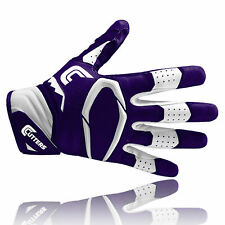 Cutters S451 REV PRO 2.0 American football receiver gloves, violet