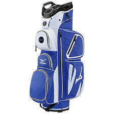 MIZUNO MENS ELITE TOUR CART BAG - NEW TROLLEY GOLF CARRY BAG 14 WAY DIVIDER TOP