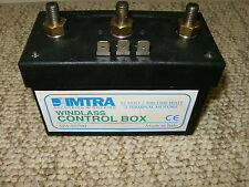 Sea Ray WINDLASS SOLENOID, LOFRANS CONTROL BOX 12V