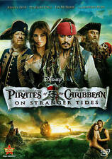 Pirates of the Caribbean: On Stranger Tides (DVD, 2011) GREAT SHAPE