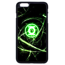 Custom Green Lantern For Apple iPhone iPod & Samsung Galaxy Note 7 Case Cover