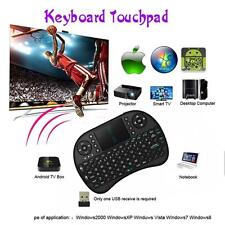 Mini Wireless Keyboard 2.4G with Touchpad Handheld Keyboard for PC Android TV KP