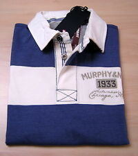 Polo Murphy and Nye t-shirt Men Man rugby Parker Regular Jersey Pique new