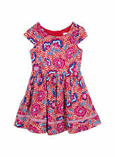 Pumpkin Patch Girls Floral Print Dress