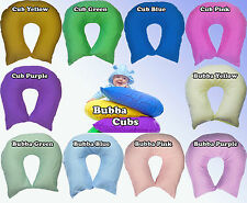 Bubba Cubs Nursing/Breastfeeding Pillow with cover
