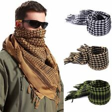 1x US Military Utility Airsoft Tactical Gear Desert Shemagh Keffiyeh Arab Scarf