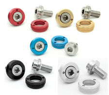 Middleburn Self Extracting Cranks Bolts Pair