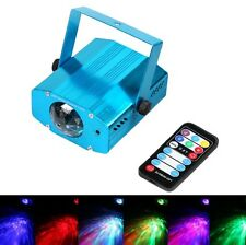 Laser Projector Stage Lights Mini LED R/G Lighting Party Club DJ Disco KTV Show