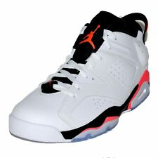 Nike Air Jordan 6 Retro Low 'Infrared 23-Black' Sneakers Shoes