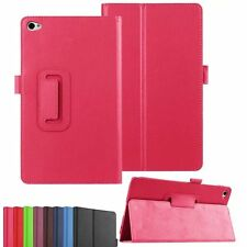 PU Leather Stand Folio Case Cover Protector Pouch For Huawei MediaPad M2 8.0""