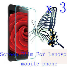3 Clear Glossy Matte Screen Protector Film Cover Pouch For Lenovo Mobile Phone 1