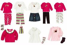NWT Gymboree Pups and Kisses 2pc Sets U-Pick