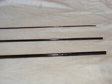 IM6 Graphite  7ft   3/4wt 3pc Fly Rod Blank ( Light Peach)