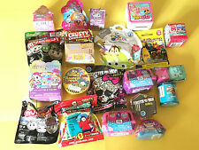 YOU PICK!! shopkins/happy places/twozies/monster h/grossery gang/neon star/lego