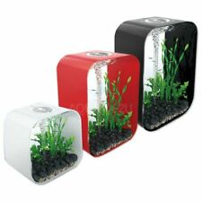 BIORB LIFE AQUARIUM ALL IN ONE FISH TANK WITH FILTER UNIT LED LIGHTING AIR PUMP