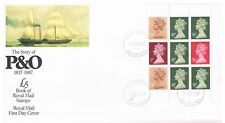"""GB  Stamps - """"UNADDRESSED""""  First Day Covers - Various"""