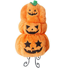 Cute Halloween Pumpkin Costume Outfit Puppy Dog Cat Pet Clothes Coat Apparel New