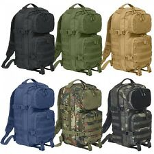 US Cooper PATCH medium Army Backpack BRANDIT Army Daypack backpack Tornister