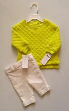NEW WITH TAG RALPH LAUREN POLO BABY GIRL TWO PIECE SET