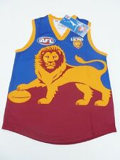 AFL BRISBANE LIONS ADULTS FOOTY JUMPER/GUERNSEY - BRAND NEW