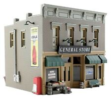 Woodland Scenics - Lubener's General Store -Built and Ready N Scale  - BR4925