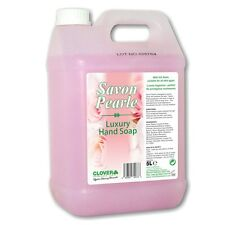Savon Pearle - Luxury Pearlised Liquid Hand Conditioner Soap with Rose Fragrance