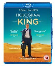 A Hologram For The King (Blu-ray) Tom Hanks, Ben Whishaw