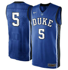 DUKE BLUE DEVILS BASKETBALL JERSEY-NIKE ELITE-STITCHED-SMALL-NWT-RETAIL $120