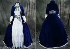 H-048 VOCALOID Kaito Cosplay costume Custom-Made costume Dress Dress